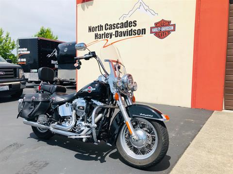 2016 Harley-Davidson Heritage Softail® Classic in Burlington, Washington - Photo 3
