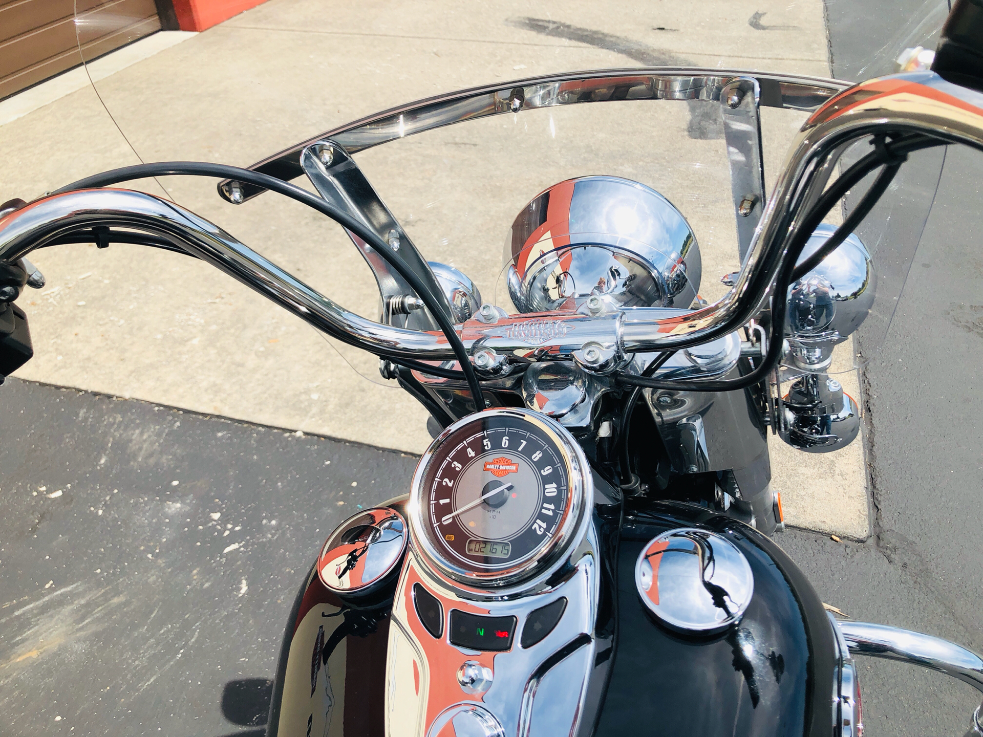 2016 Harley-Davidson Heritage Softail® Classic in Burlington, Washington - Photo 9