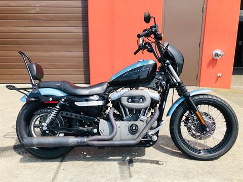 2007 Harley-Davidson Sportster® 1200 Nightster™ in Burlington, Washington - Photo 1