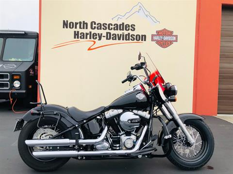 2017 Harley-Davidson Softail Slim® in Burlington, Washington - Photo 1