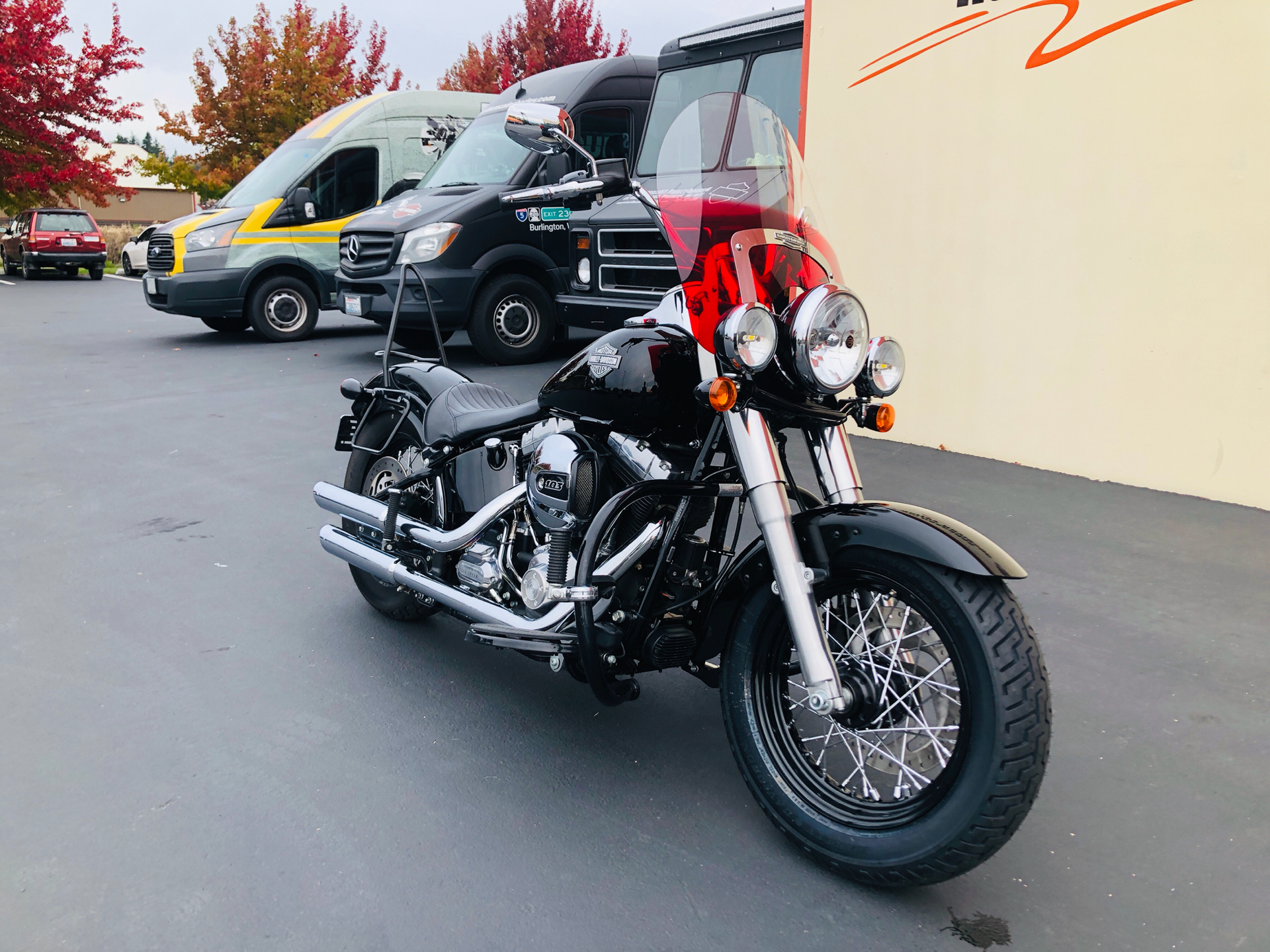 2017 Harley-Davidson Softail Slim® in Burlington, Washington - Photo 3