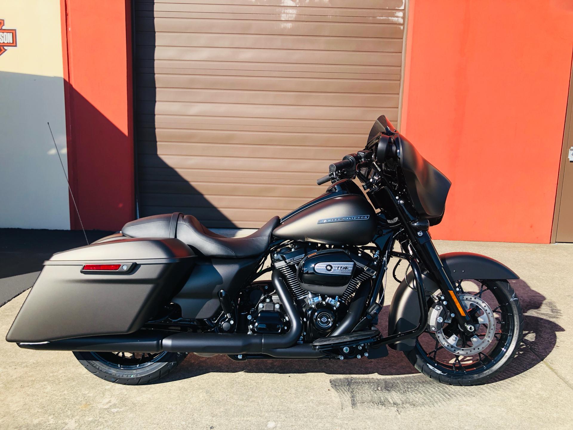 2020 Harley Davidson Street Glide Special In Burlington Washington