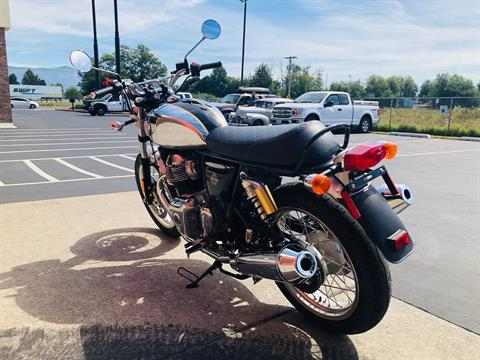 2019 Royal Enfield INT650 in Burlington, Washington - Photo 7