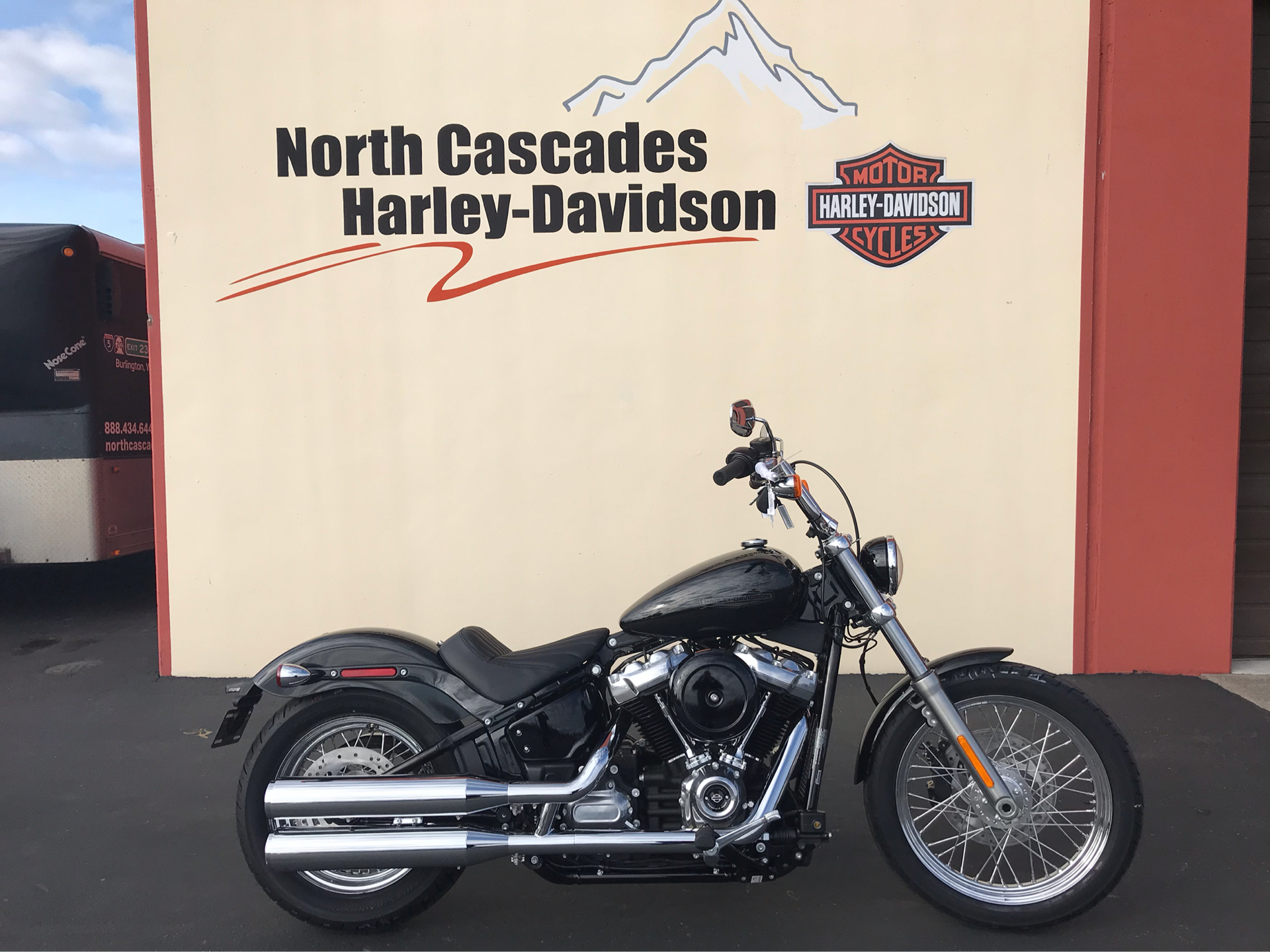 2020 Harley-Davidson Softail® Standard in Burlington, Washington - Photo 1