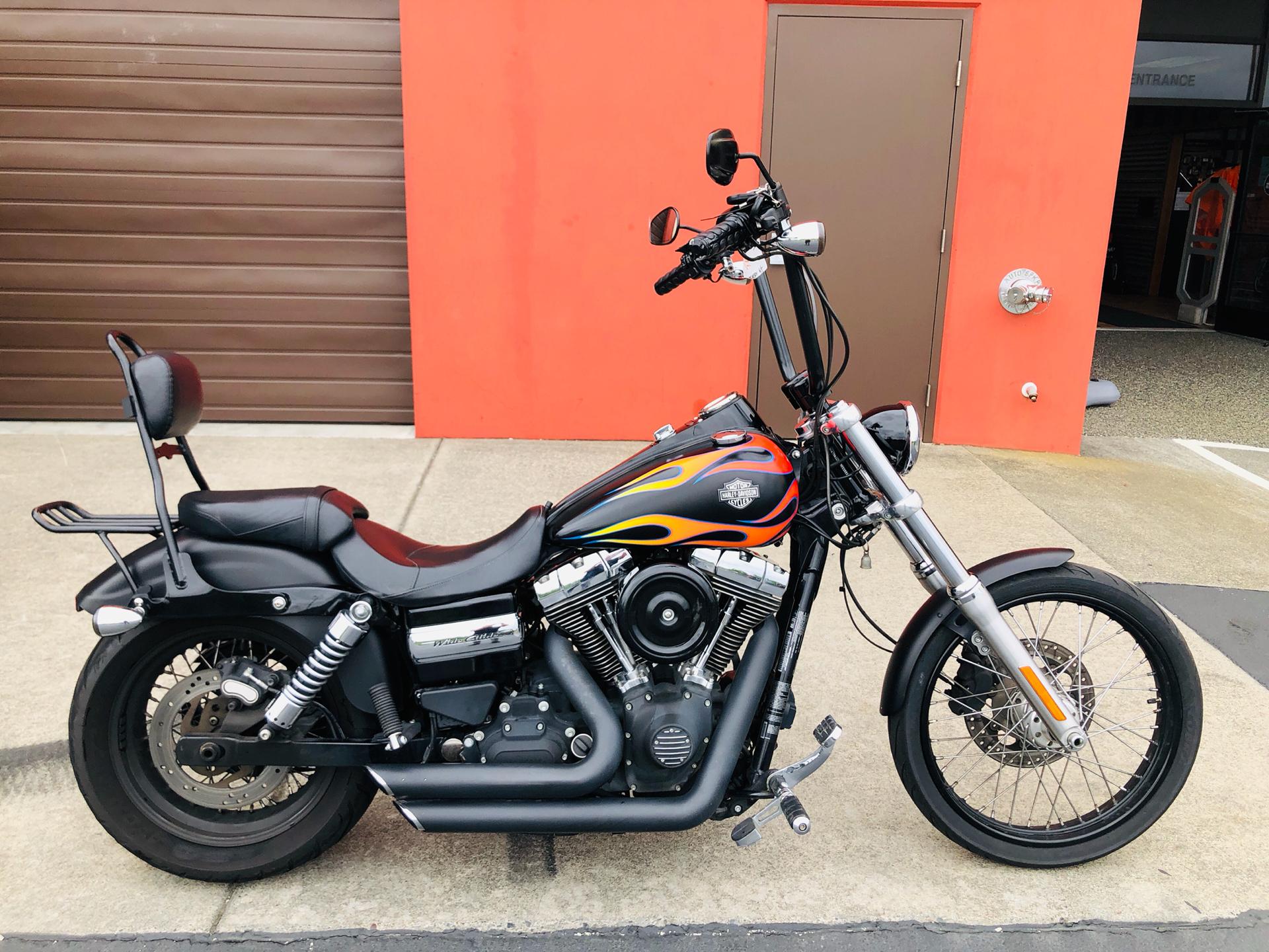 2015 Harley-Davidson Wide Glide® in Burlington, Washington