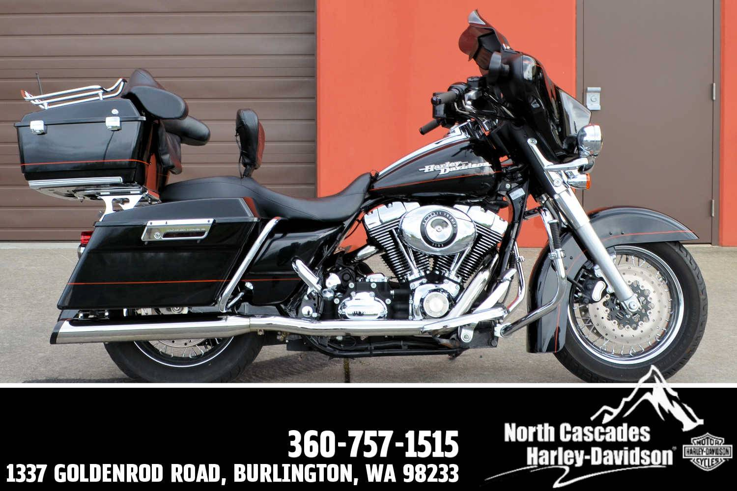 2007 Harley-Davidson Street Glide™ in Burlington, Washington - Photo 1