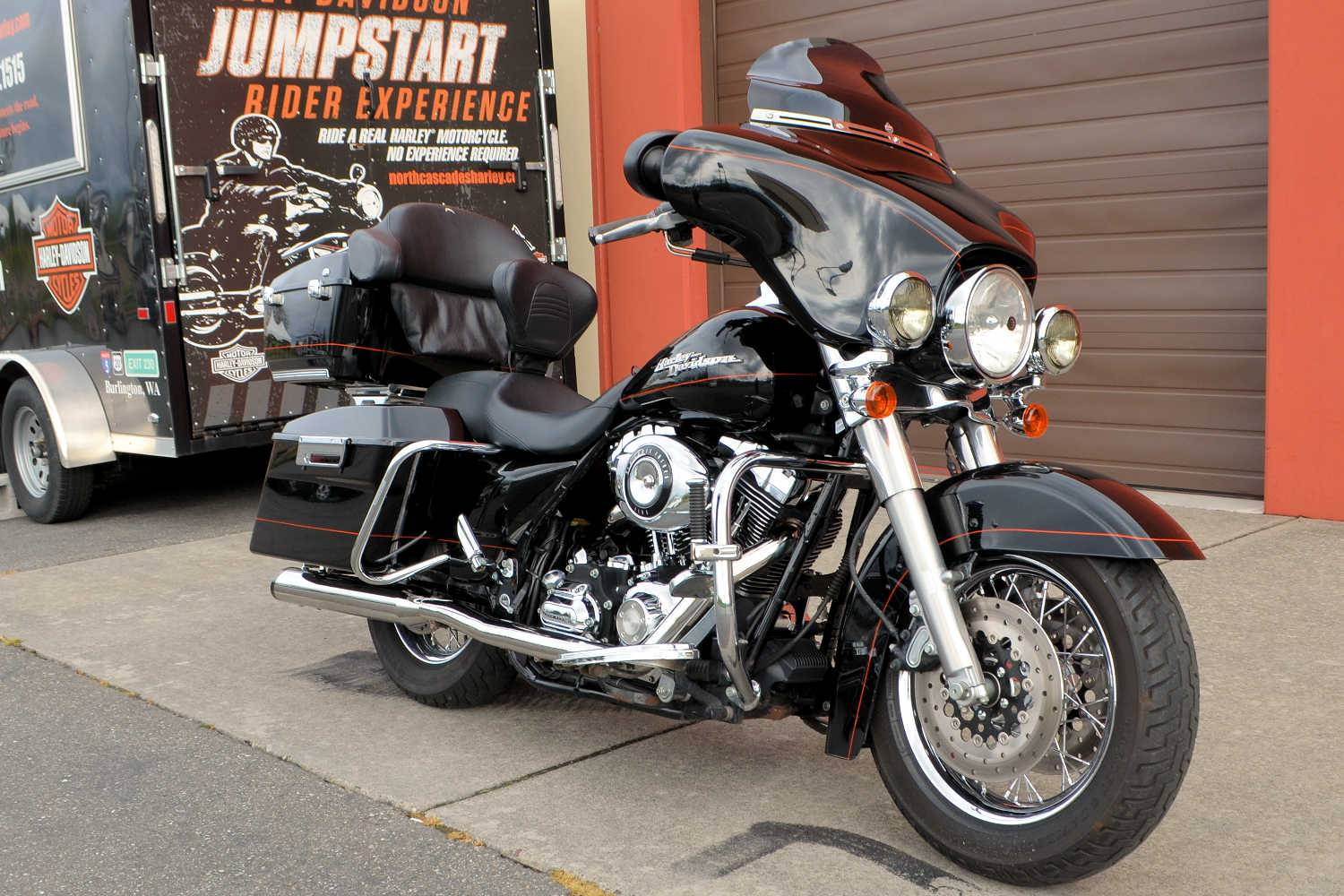 2007 Harley-Davidson Street Glide™ in Burlington, Washington - Photo 4
