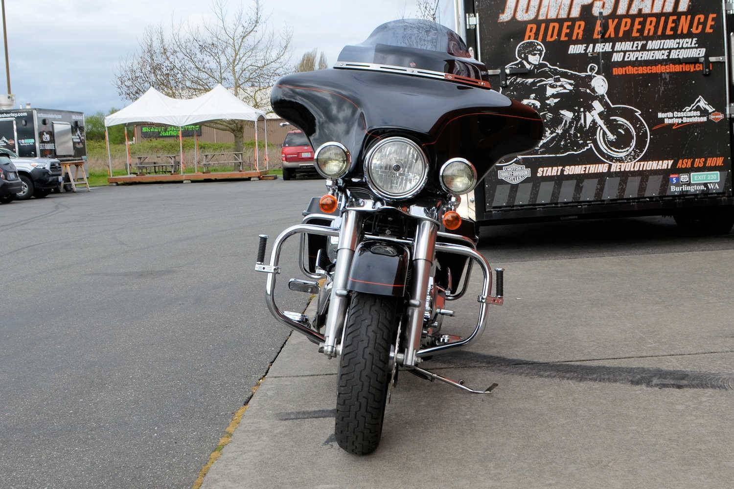 2007 Harley-Davidson Street Glide™ in Burlington, Washington - Photo 5