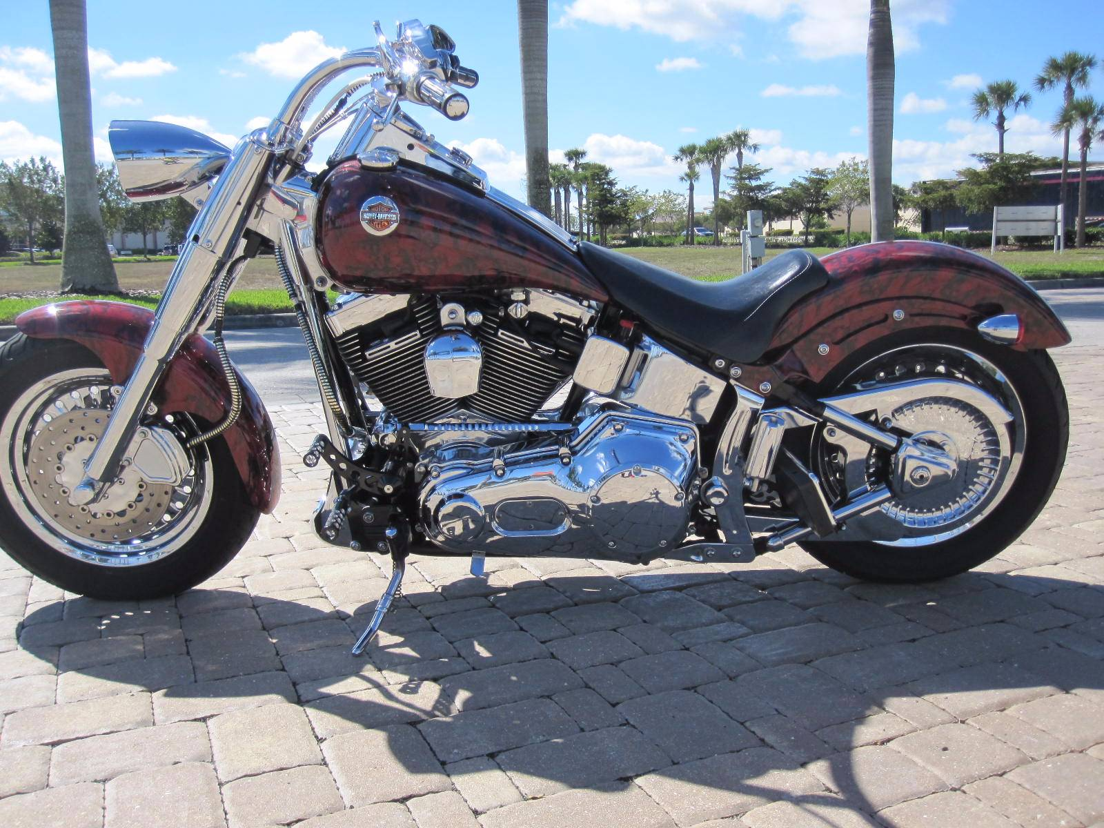 2006 Harley-Davidson Fat Boy® in Fort Myers, Florida