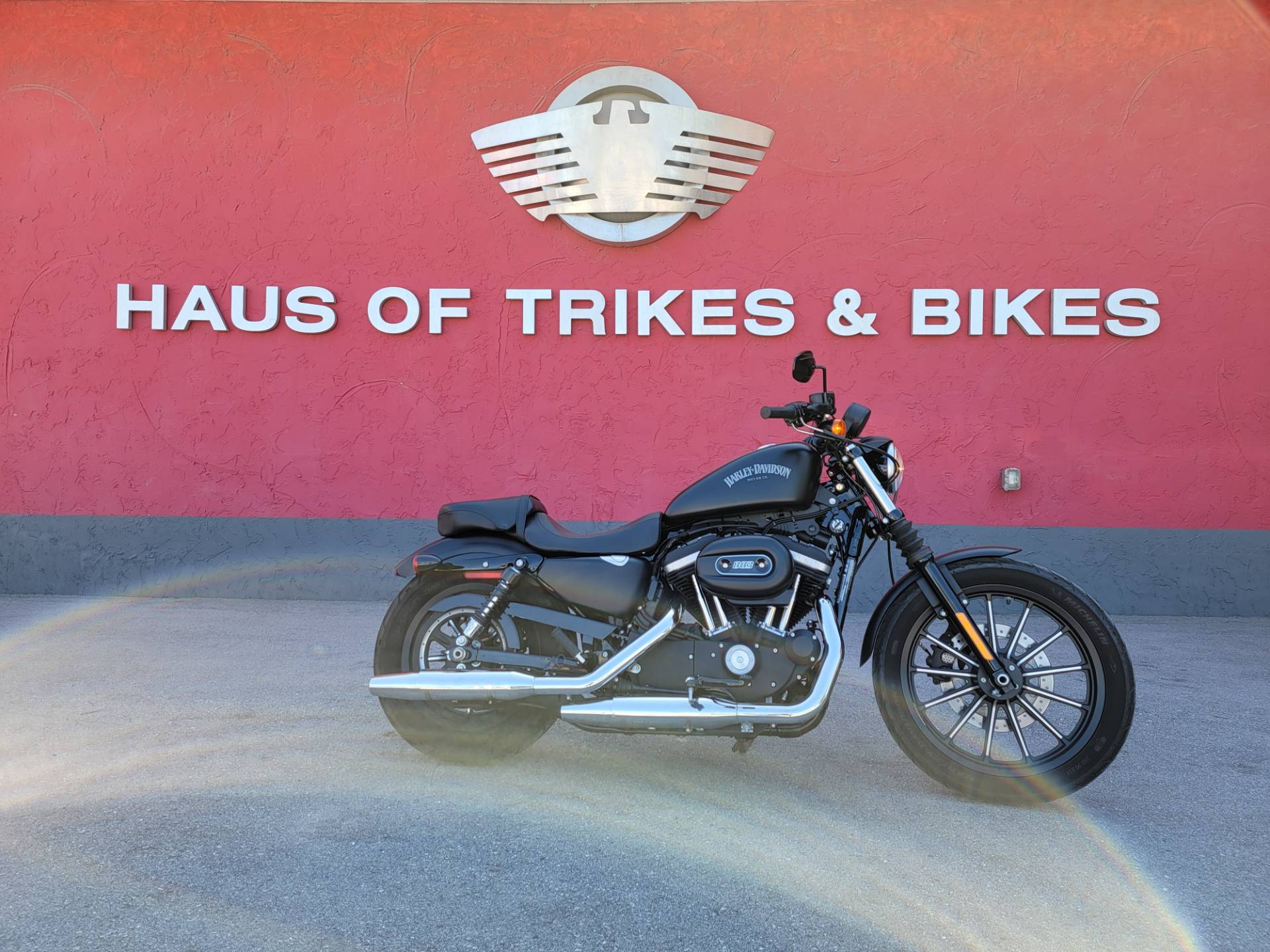 2015 Harley-Davidson Iron 883™ in Fort Myers, Florida - Photo 1