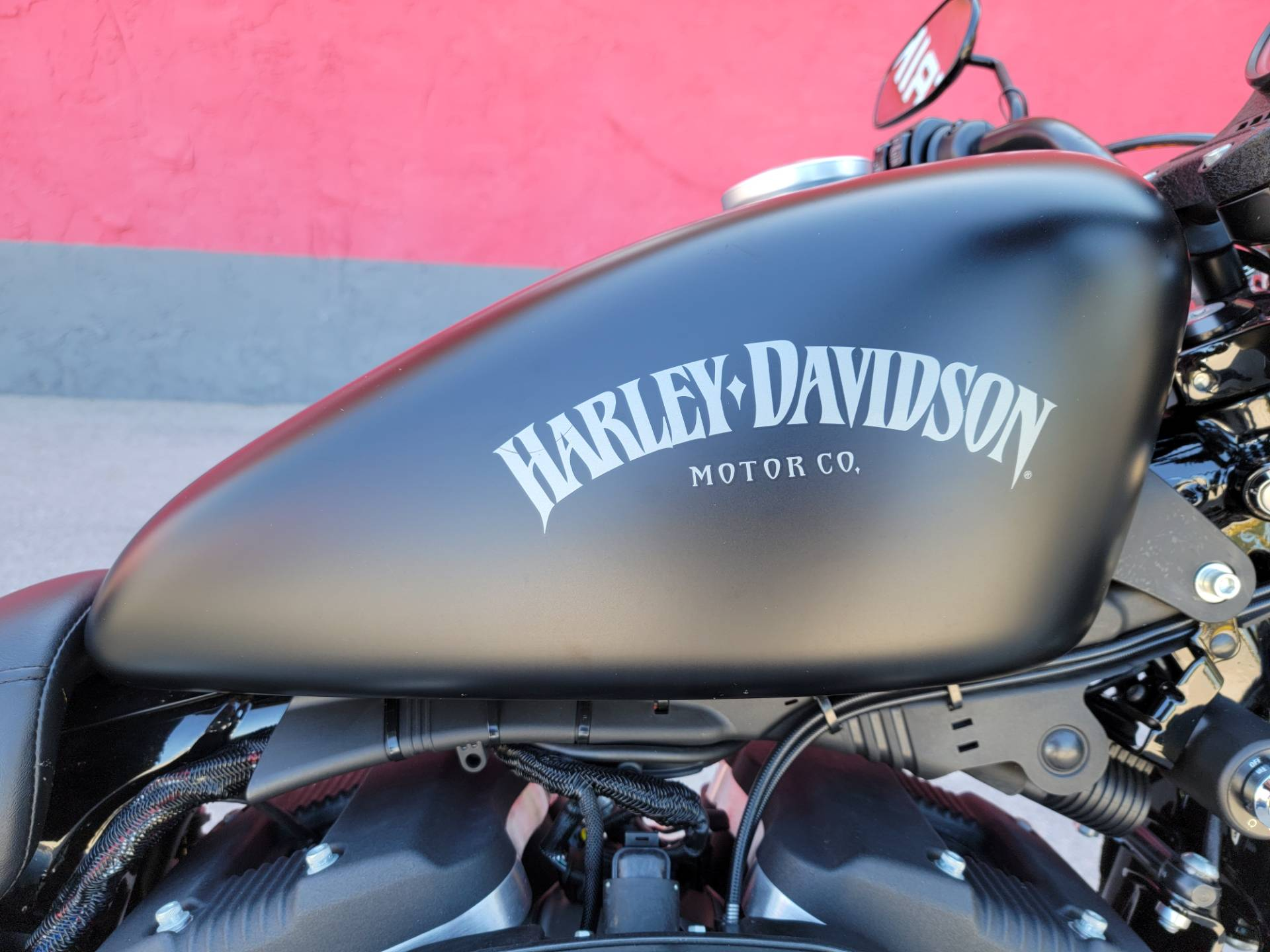 2015 Harley-Davidson Iron 883™ in Fort Myers, Florida - Photo 6