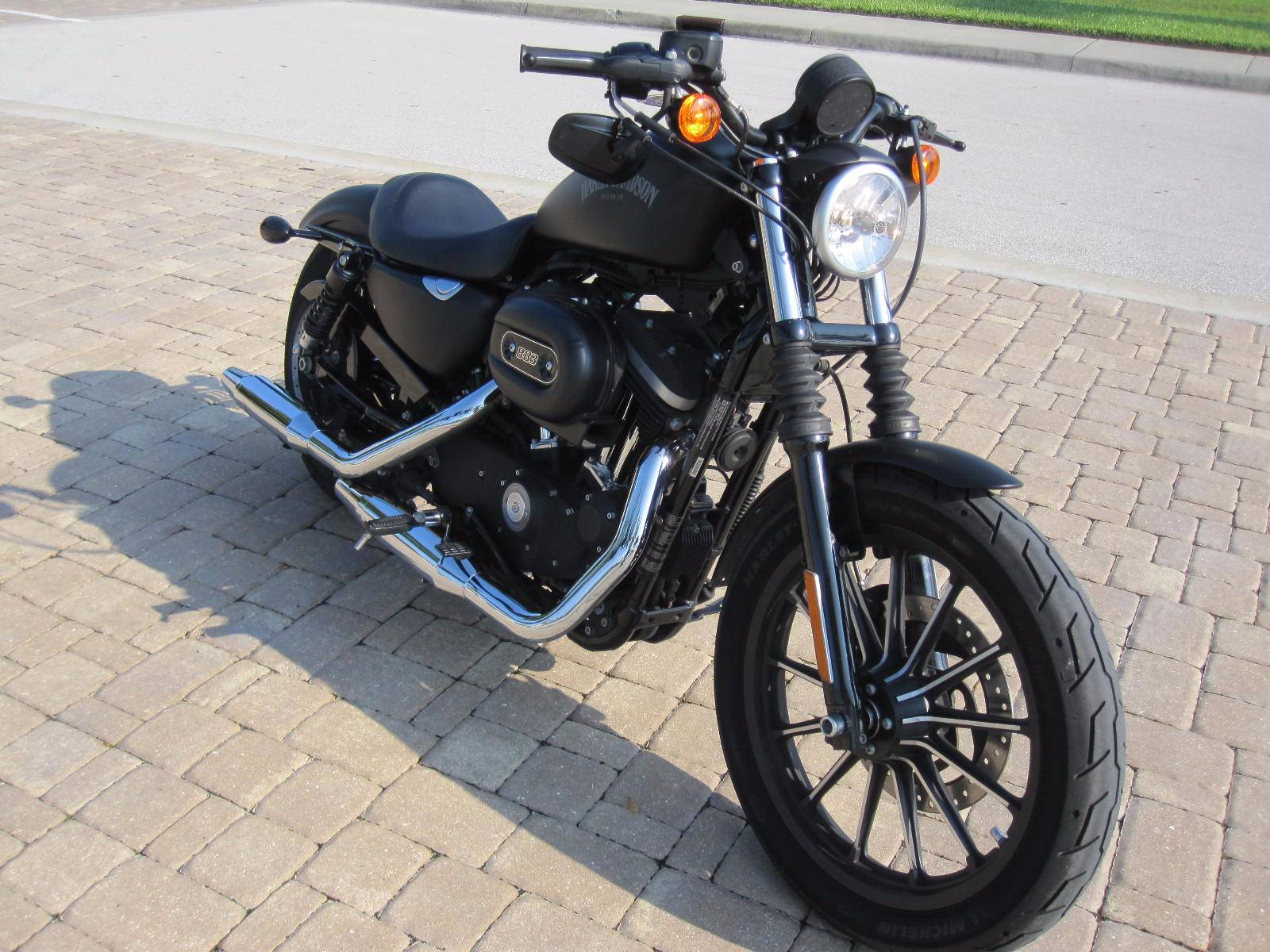 2015 Harley-Davidson Iron 883™ in Fort Myers, Florida