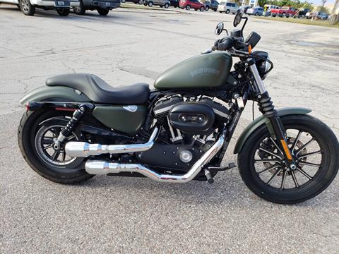 2014 Harley-Davidson Sportster® Iron 883™ in Fort Myers, Florida - Photo 1