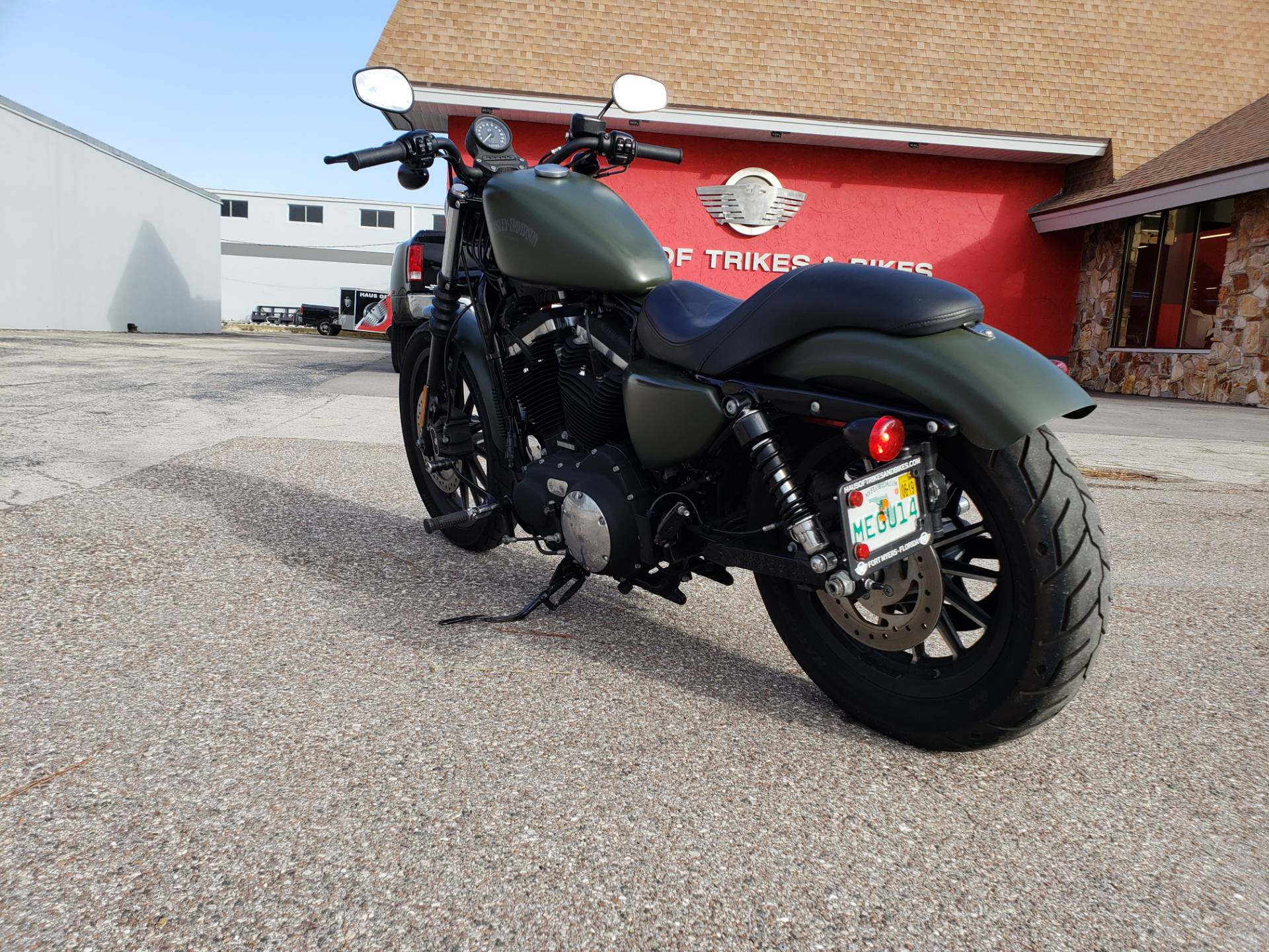 2014 Harley-Davidson Sportster® Iron 883™ in Fort Myers, Florida - Photo 11