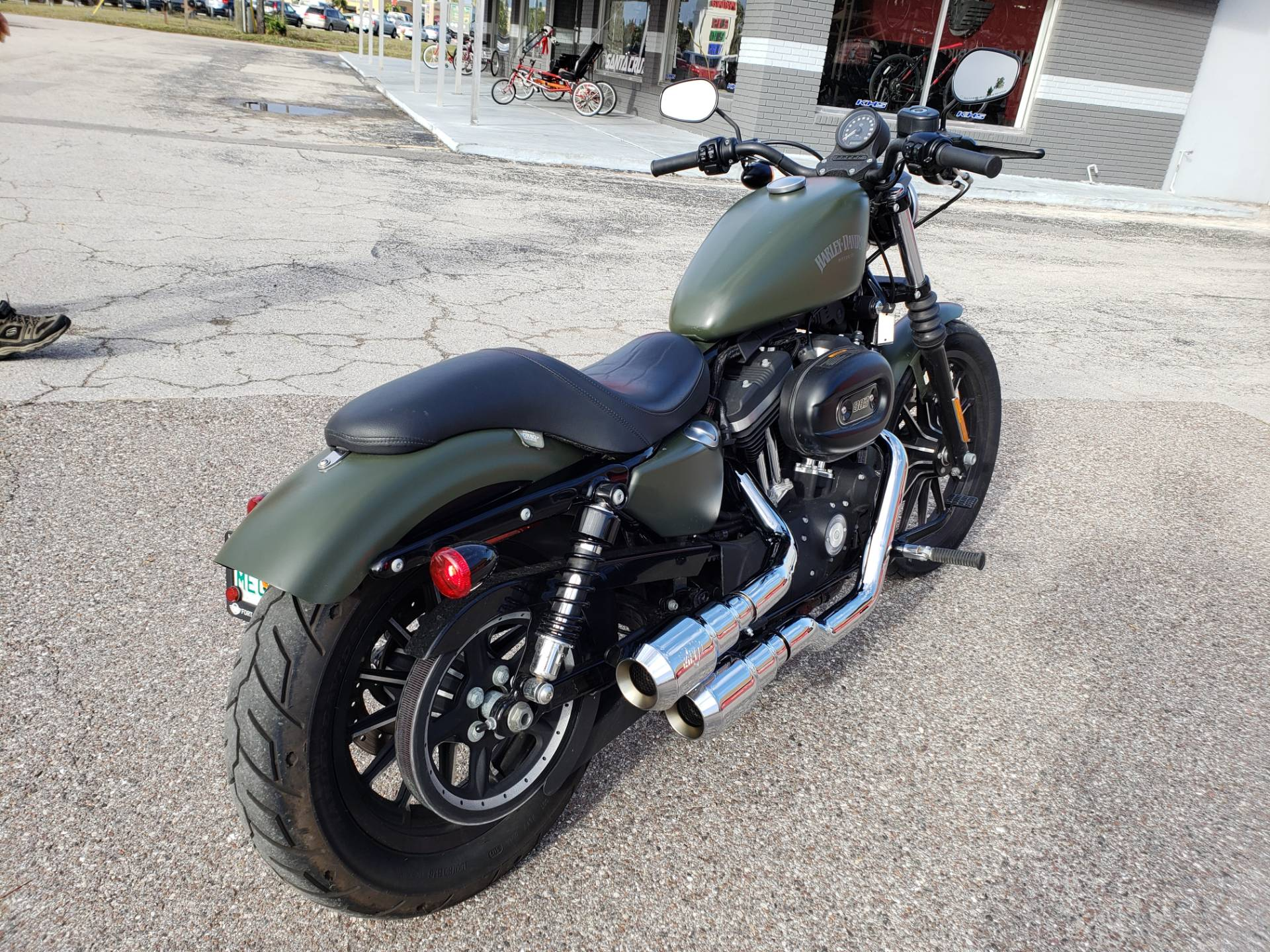 2014 Harley-Davidson Sportster® Iron 883™ in Fort Myers, Florida - Photo 15