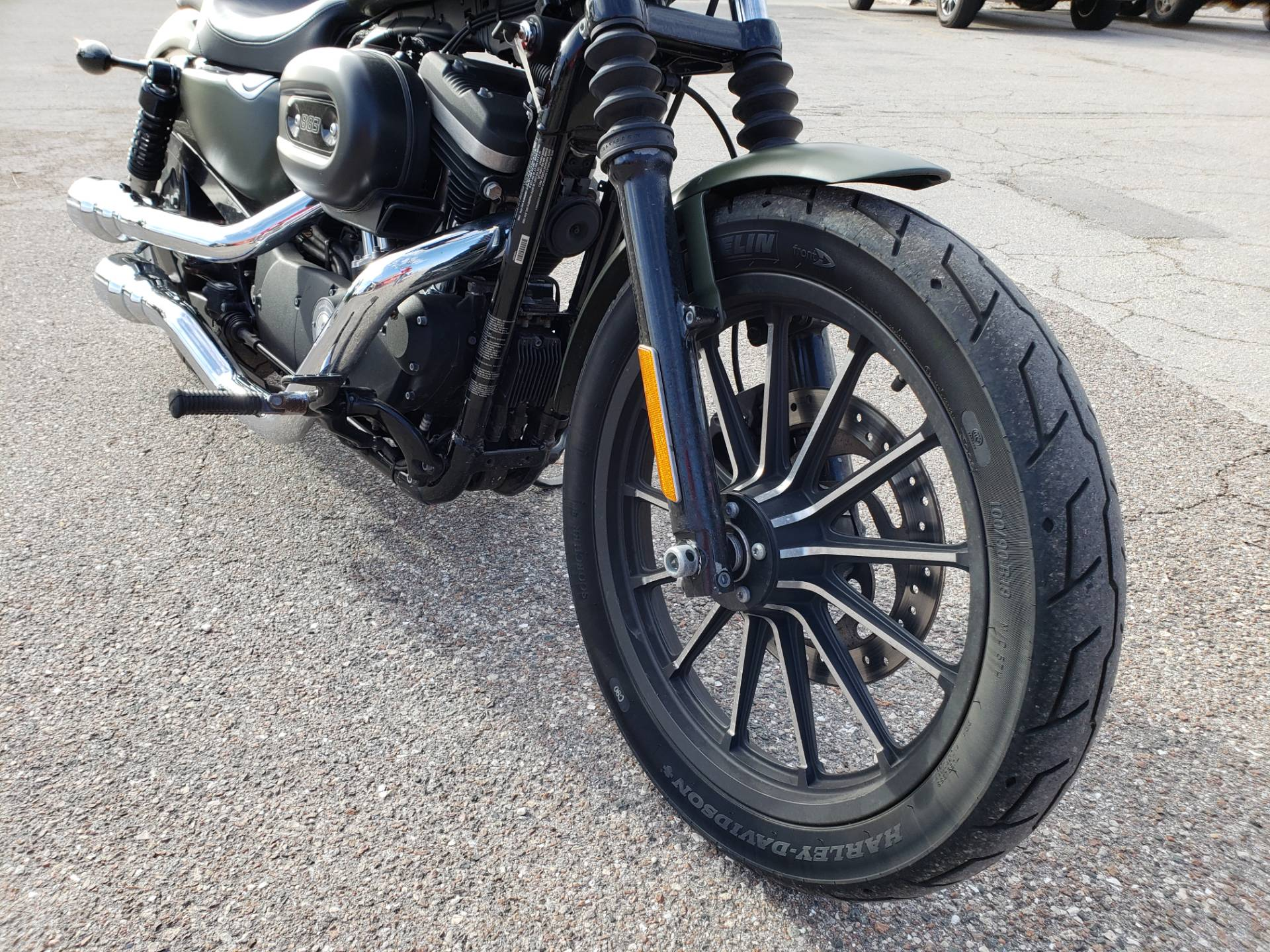 2014 Harley-Davidson Sportster® Iron 883™ in Fort Myers, Florida - Photo 19