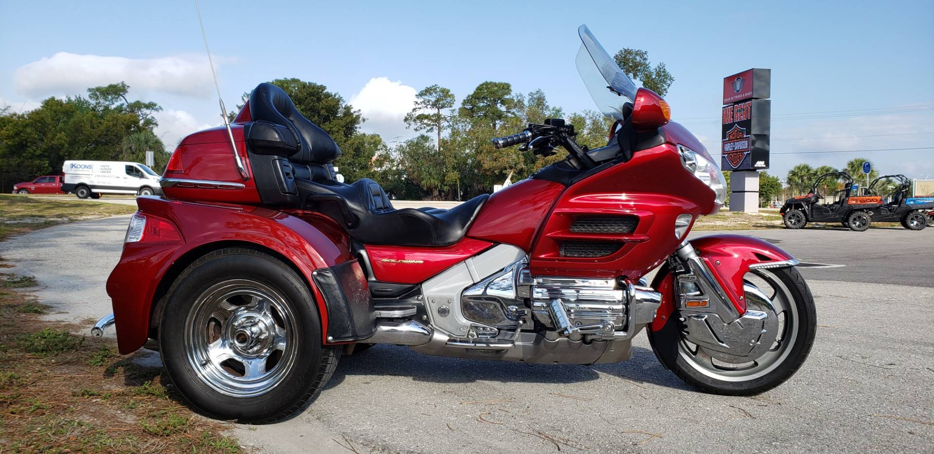 2004 HONDA Goldwing in Fort Myers, Florida - Photo 1