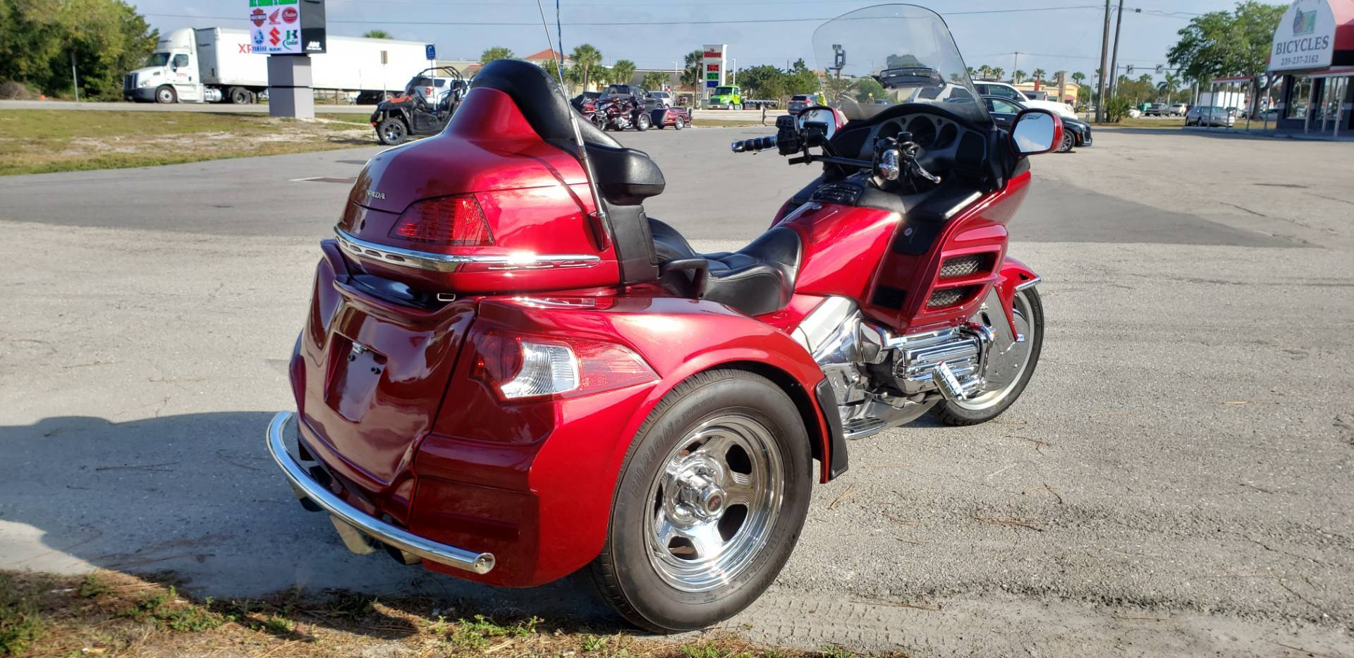 2004 HONDA Goldwing in Fort Myers, Florida - Photo 3
