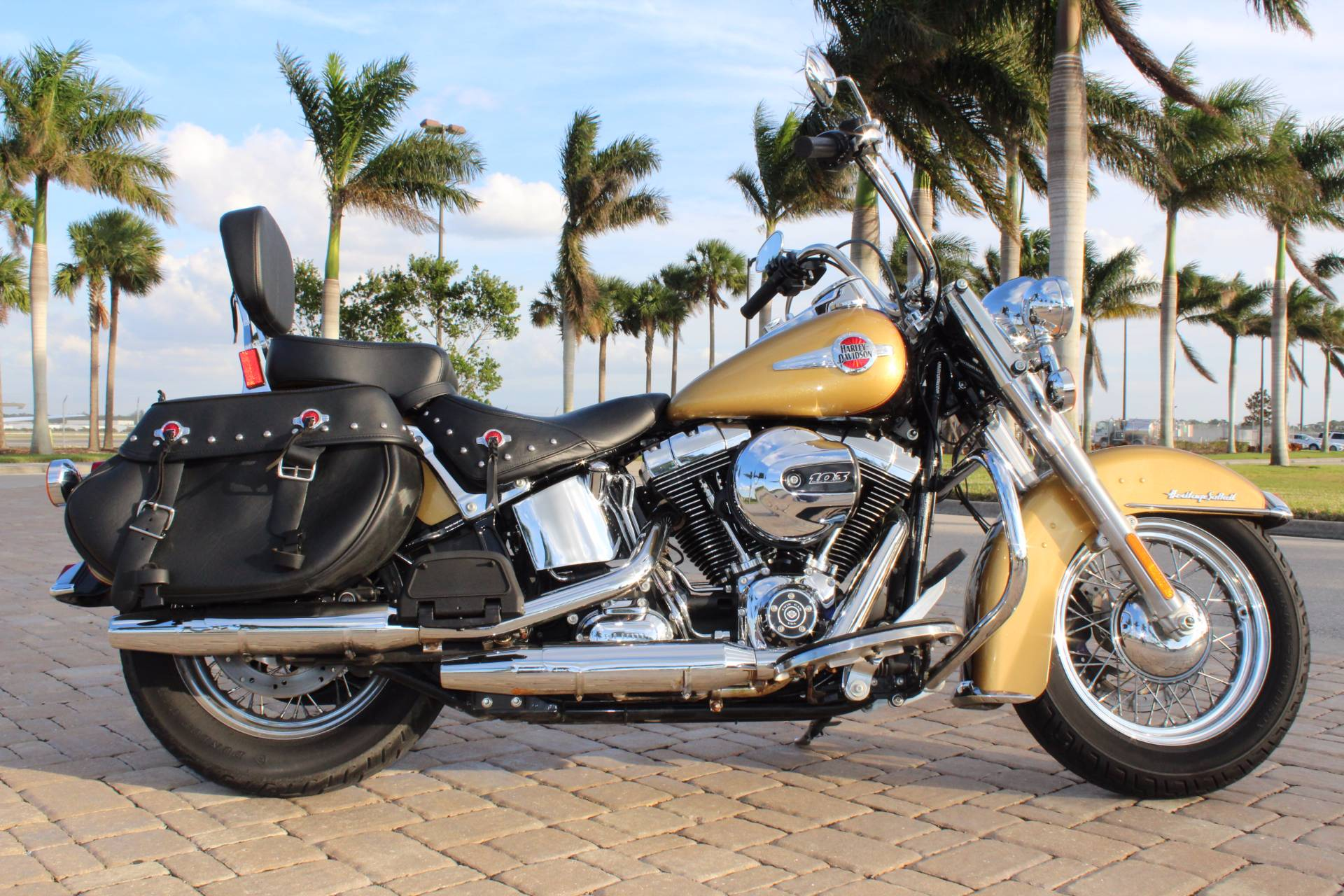 2017 Harley-Davidson Heritage Softail® Classic in Fort Myers, Florida - Photo 1