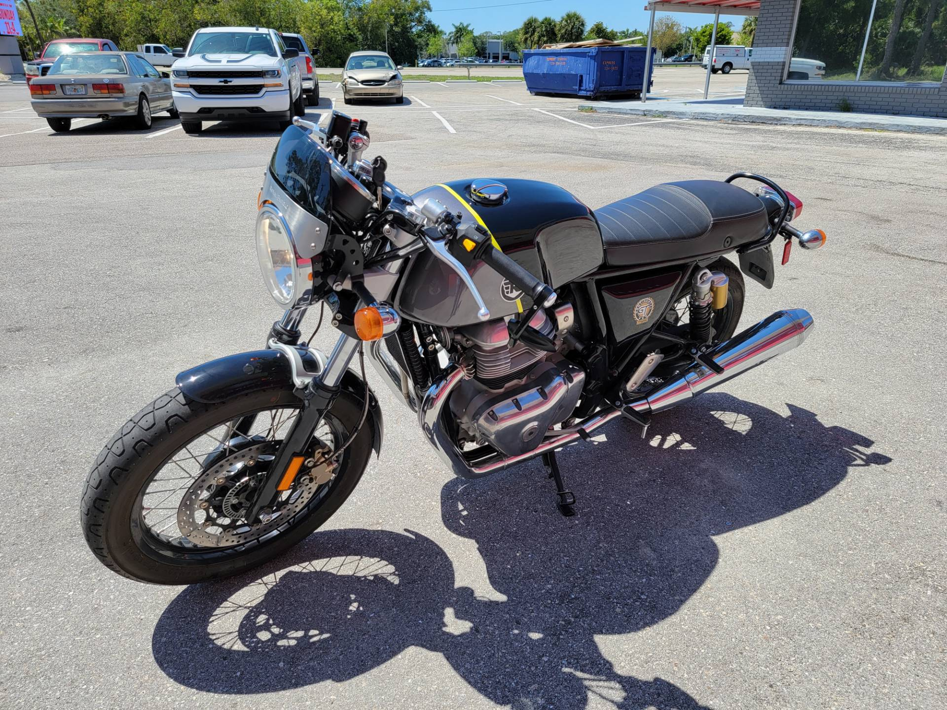 2019 Royal Enfield Continental GT 650 in Fort Myers, Florida - Photo 4