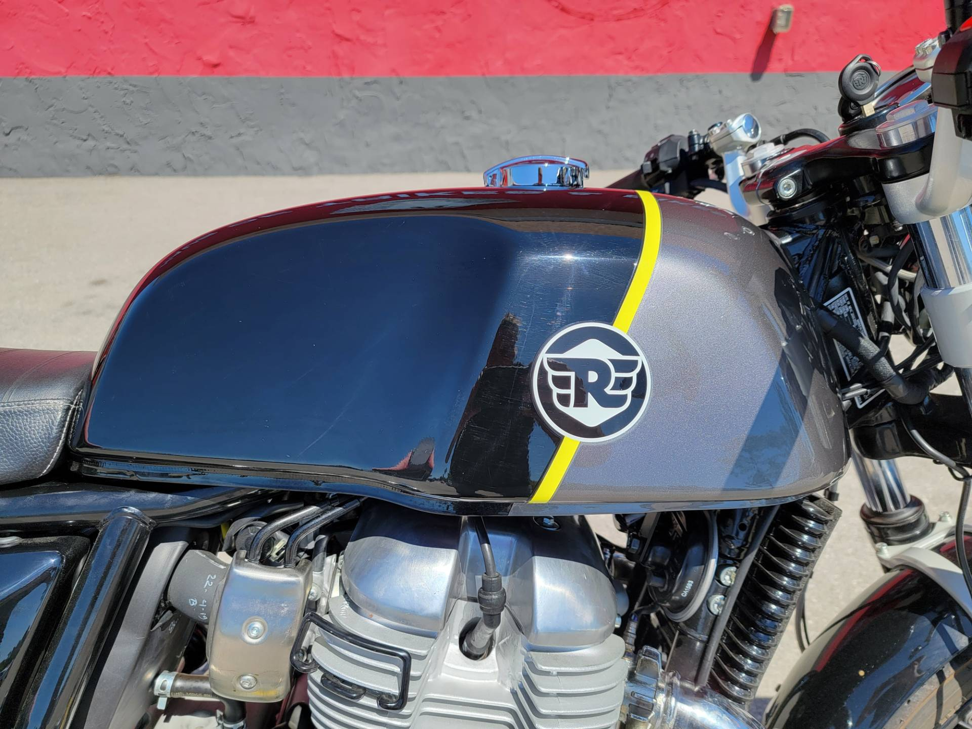 2019 Royal Enfield Continental GT 650 in Fort Myers, Florida - Photo 6