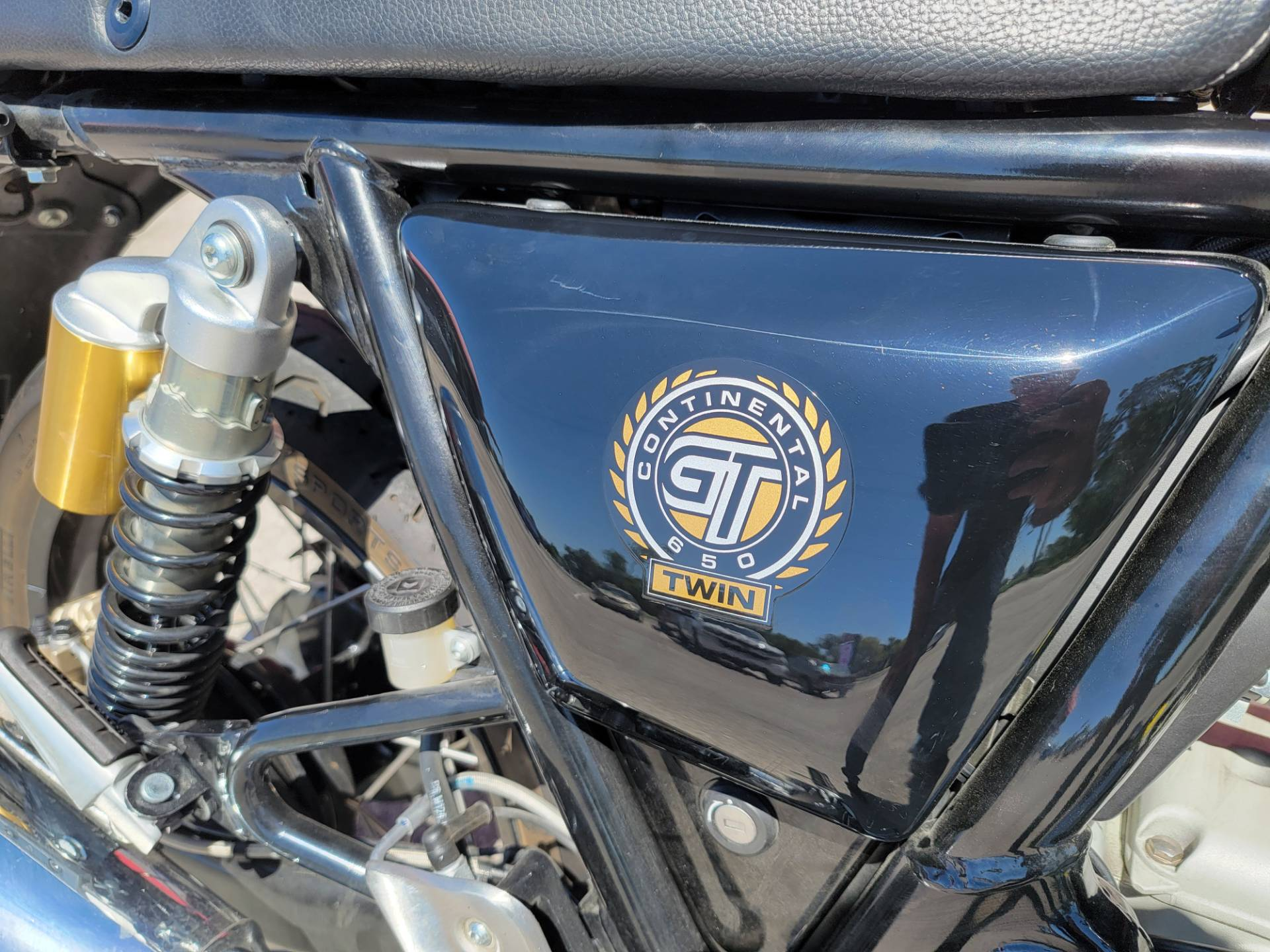 2019 Royal Enfield Continental GT 650 in Fort Myers, Florida - Photo 7