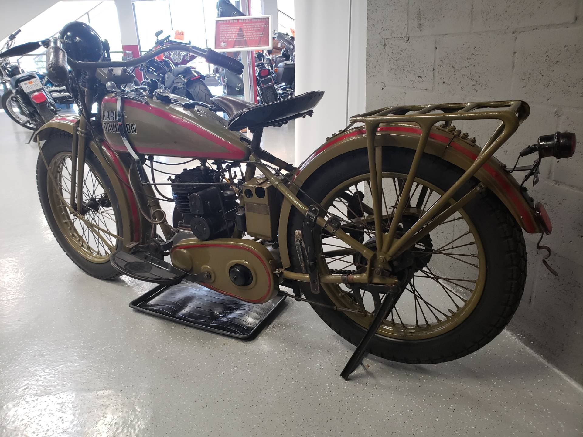 1926 Harley-Davidson Mod B in Fort Myers, Florida - Photo 6