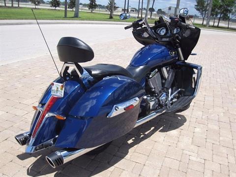 2012 Victory Cross Country® in Fort Myers, Florida