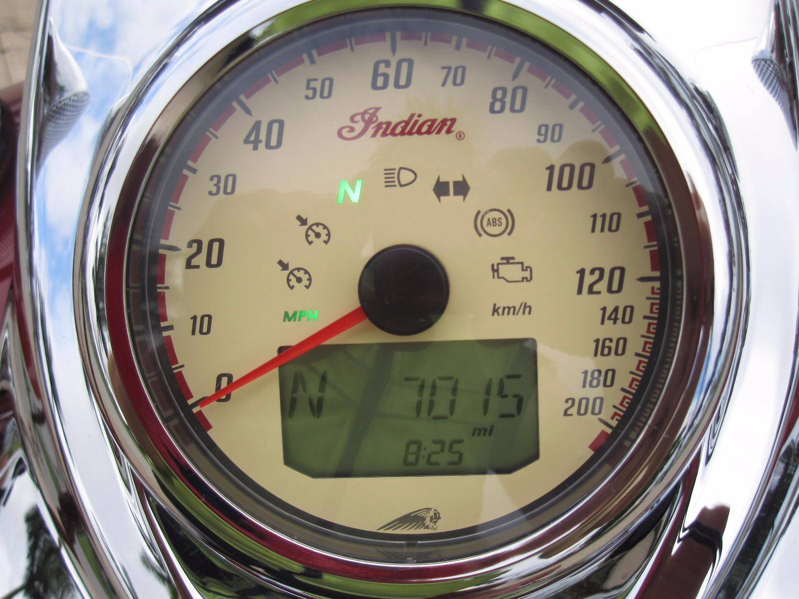 2015 Indian Chief® Vintage in Fort Myers, Florida