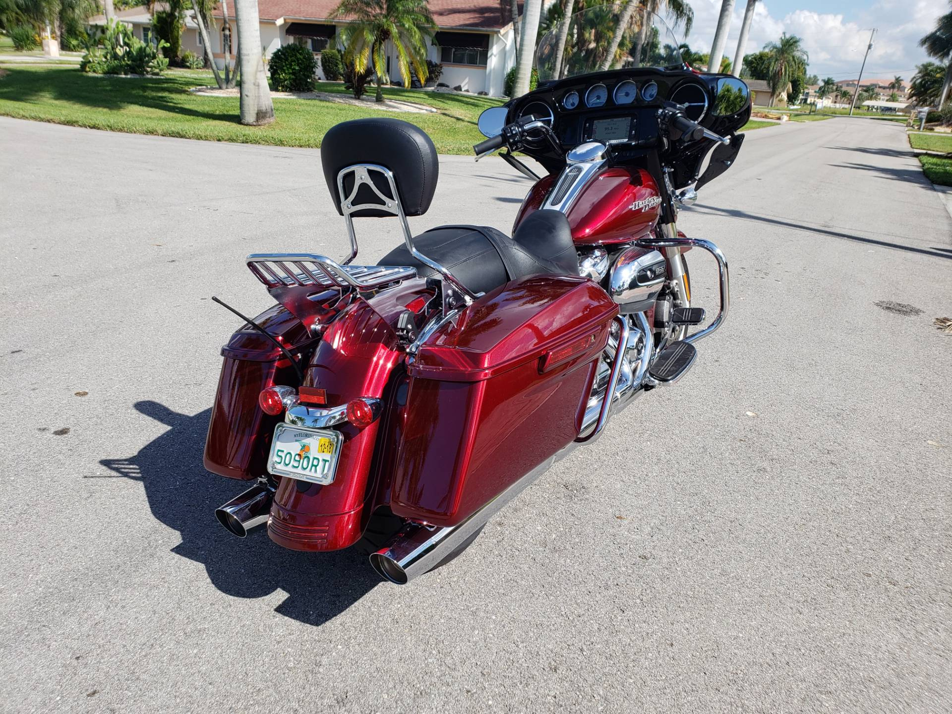 2017 Harley-Davidson Street Glide® Special in Fort Myers, Florida