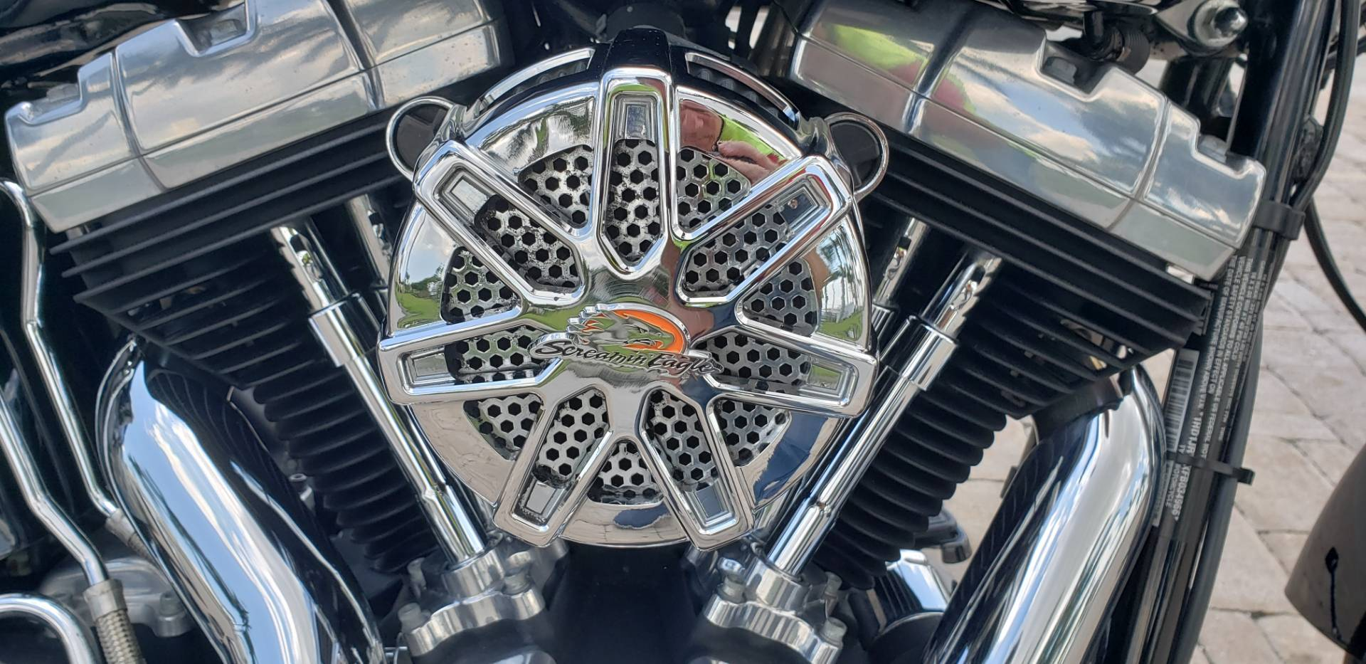 2015 Harley-Davidson Softail Slim® in Fort Myers, Florida