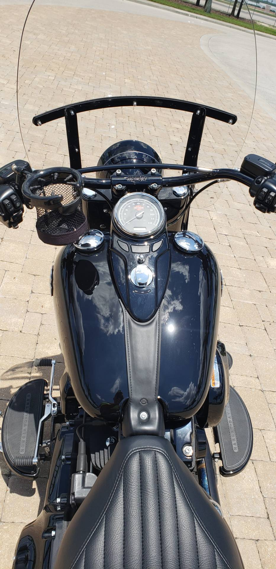 2016 Harley-Davidson Softail Slim® S in Fort Myers, Florida