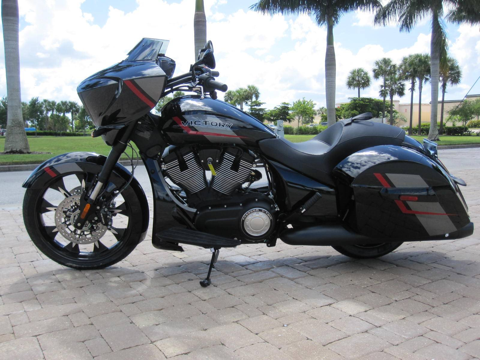 2017 Victory Magnum in Fort Myers, Florida