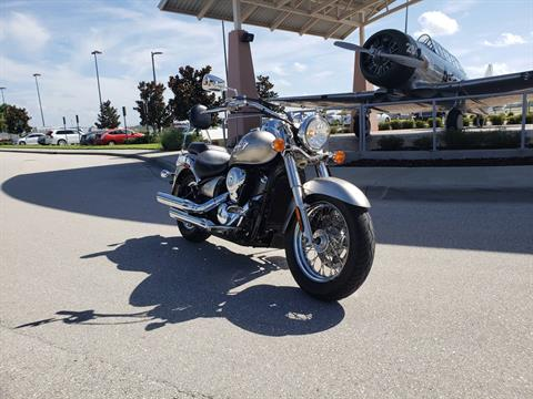 2007 Kawasaki Vulcan® 900 Classic in Fort Myers, Florida