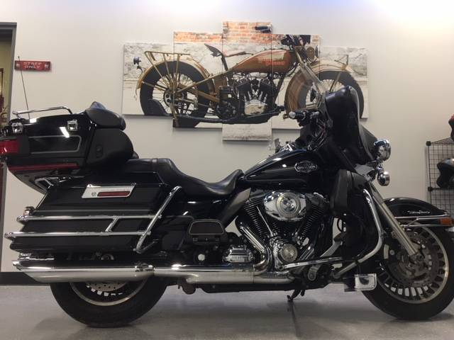 Used 2010 Harley Davidson Electra Glide Ultra Limited Motorcycles
