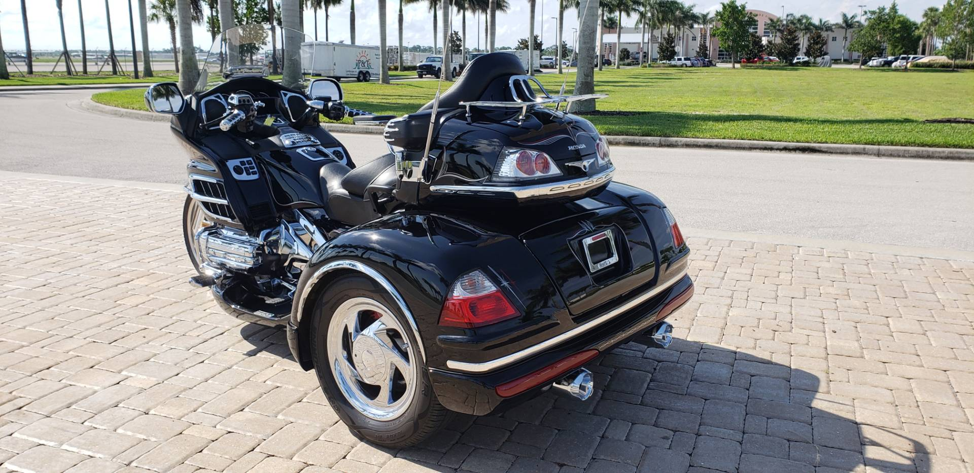 2008 Honda GL 1800 Stage 3 in Fort Myers, Florida