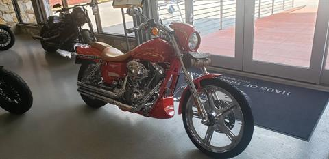2001 Harley-Davidson Wide Glide CVO in Fort Myers, Florida - Photo 2