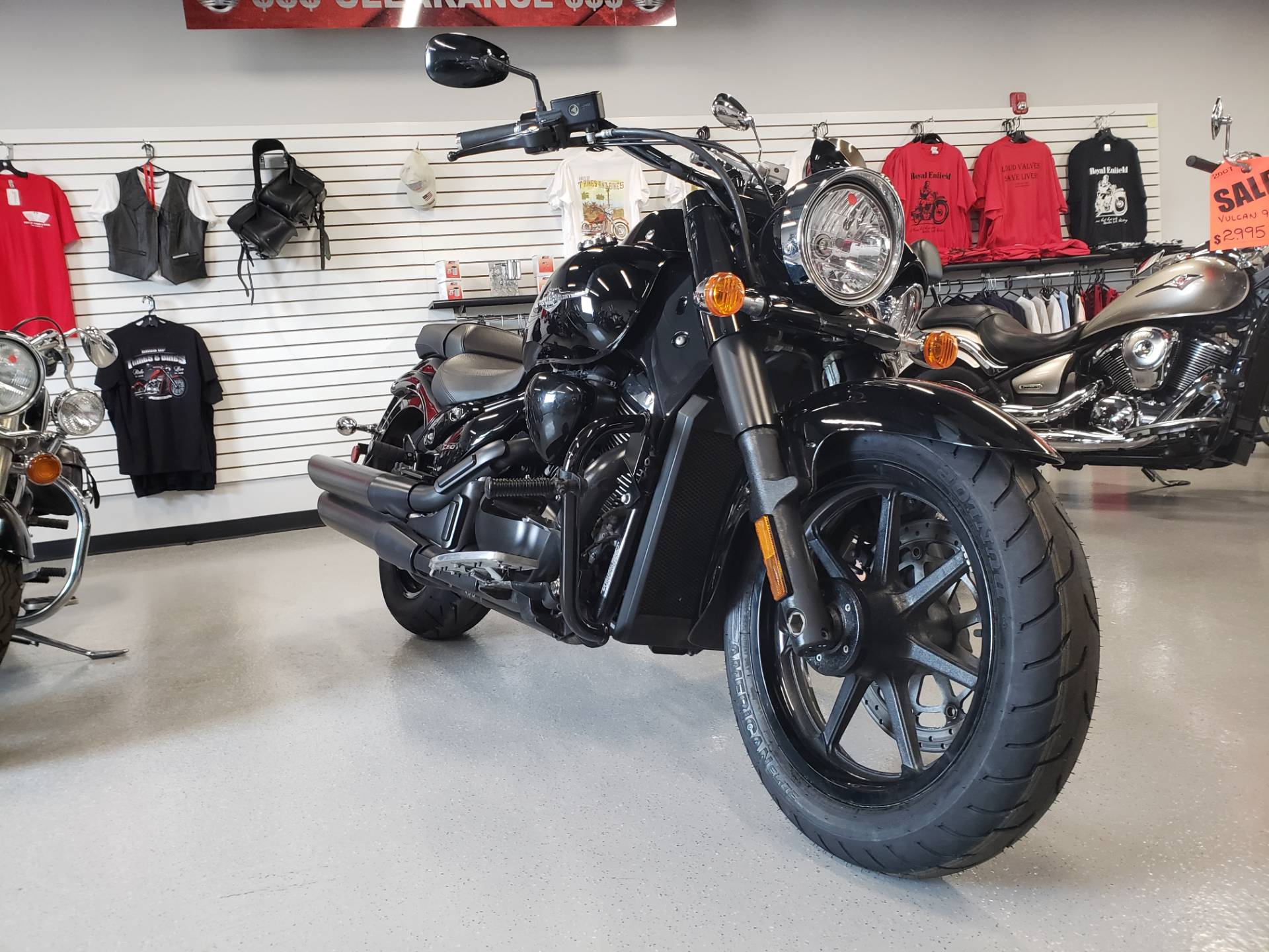 2014 Suzuki Boulevard C90 B.O.S.S. in Fort Myers, Florida