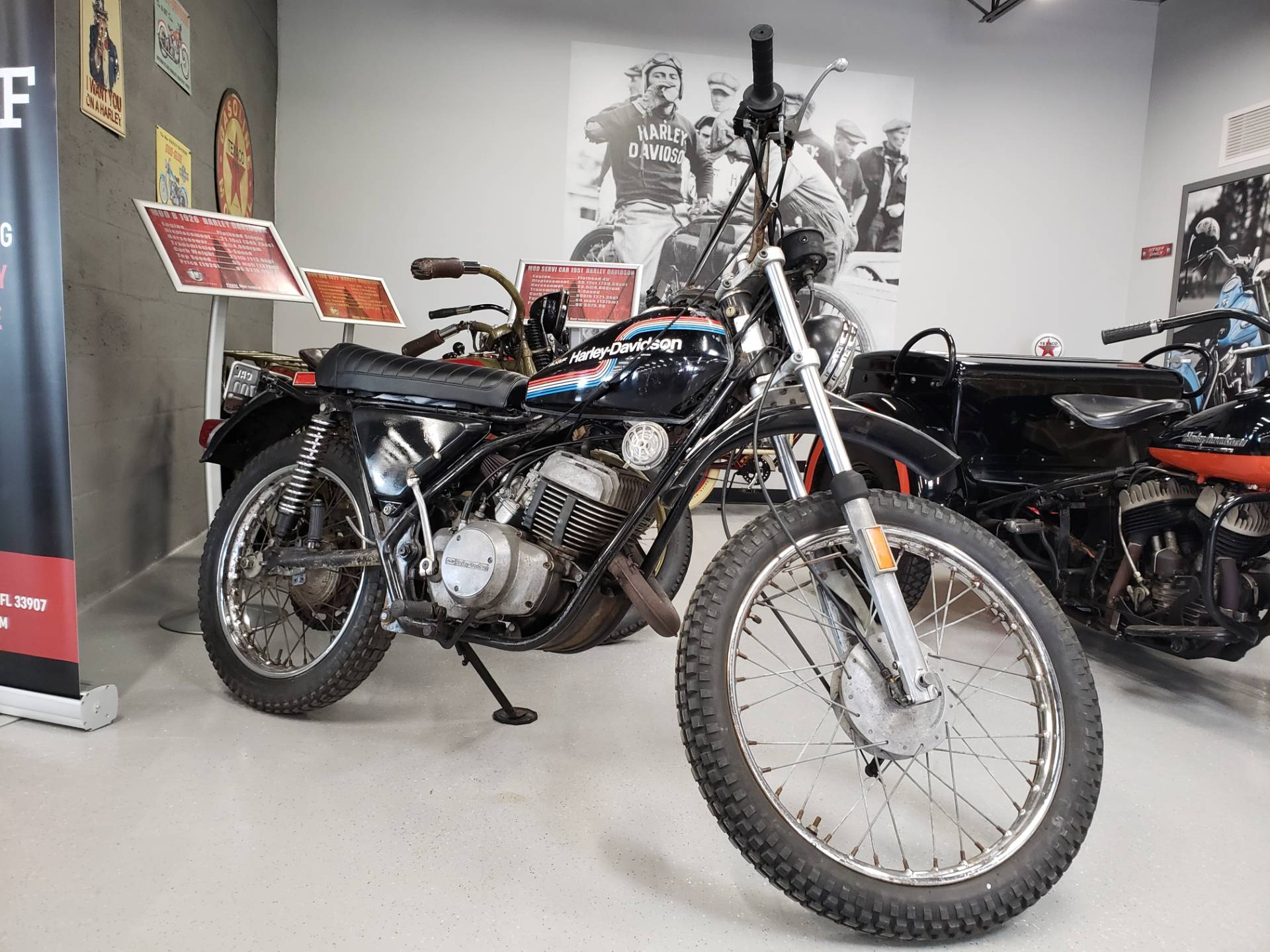 1975 Harley-Davidson SX 175 in Fort Myers, Florida - Photo 1