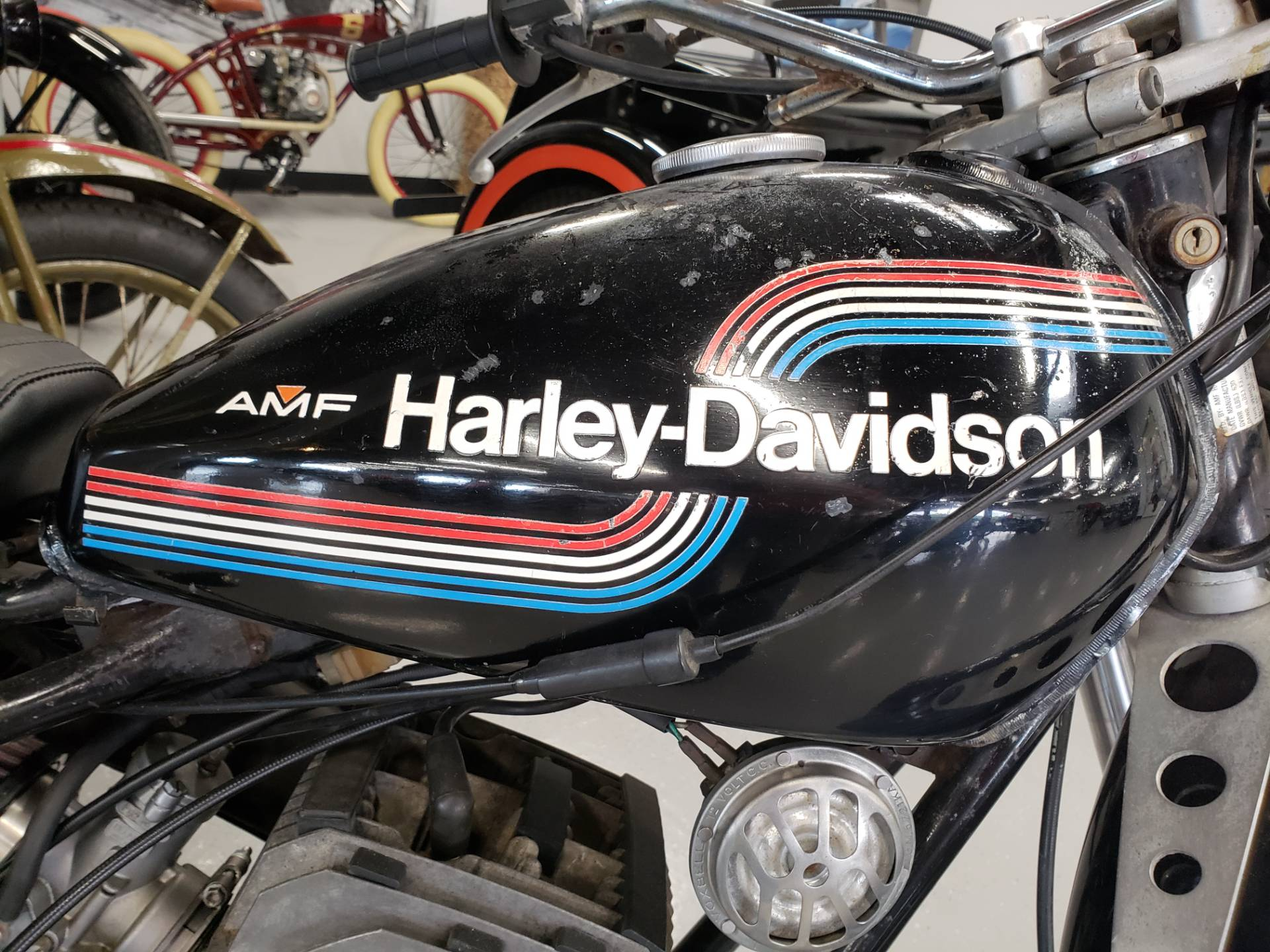 1975 Harley-Davidson SX 175 in Fort Myers, Florida - Photo 4