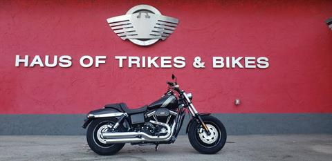 2016 Harley-Davidson Fat Bob® in Fort Myers, Florida - Photo 1