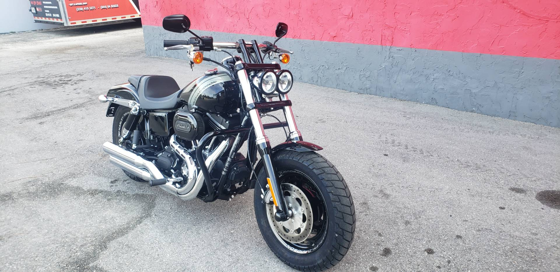 2016 Harley-Davidson Fat Bob® in Fort Myers, Florida - Photo 3