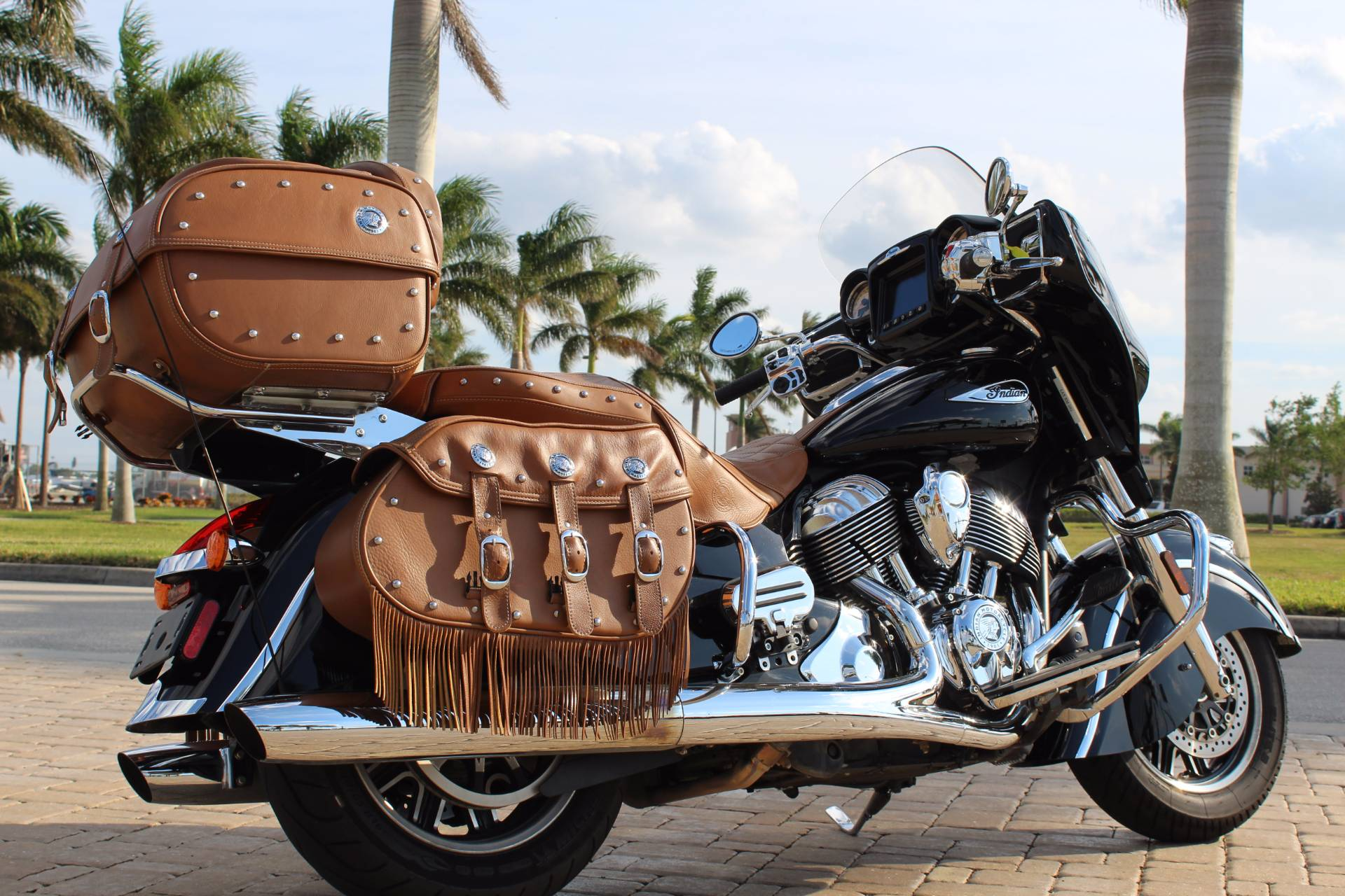 2017 Indian Roadmaster® Classic in Fort Myers, Florida