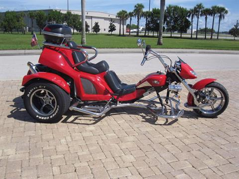 2010 Boom V-2 Automatic in Fort Myers, Florida