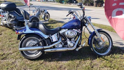 2007 Harley-Davidson Softail® Standard in Fort Myers, Florida
