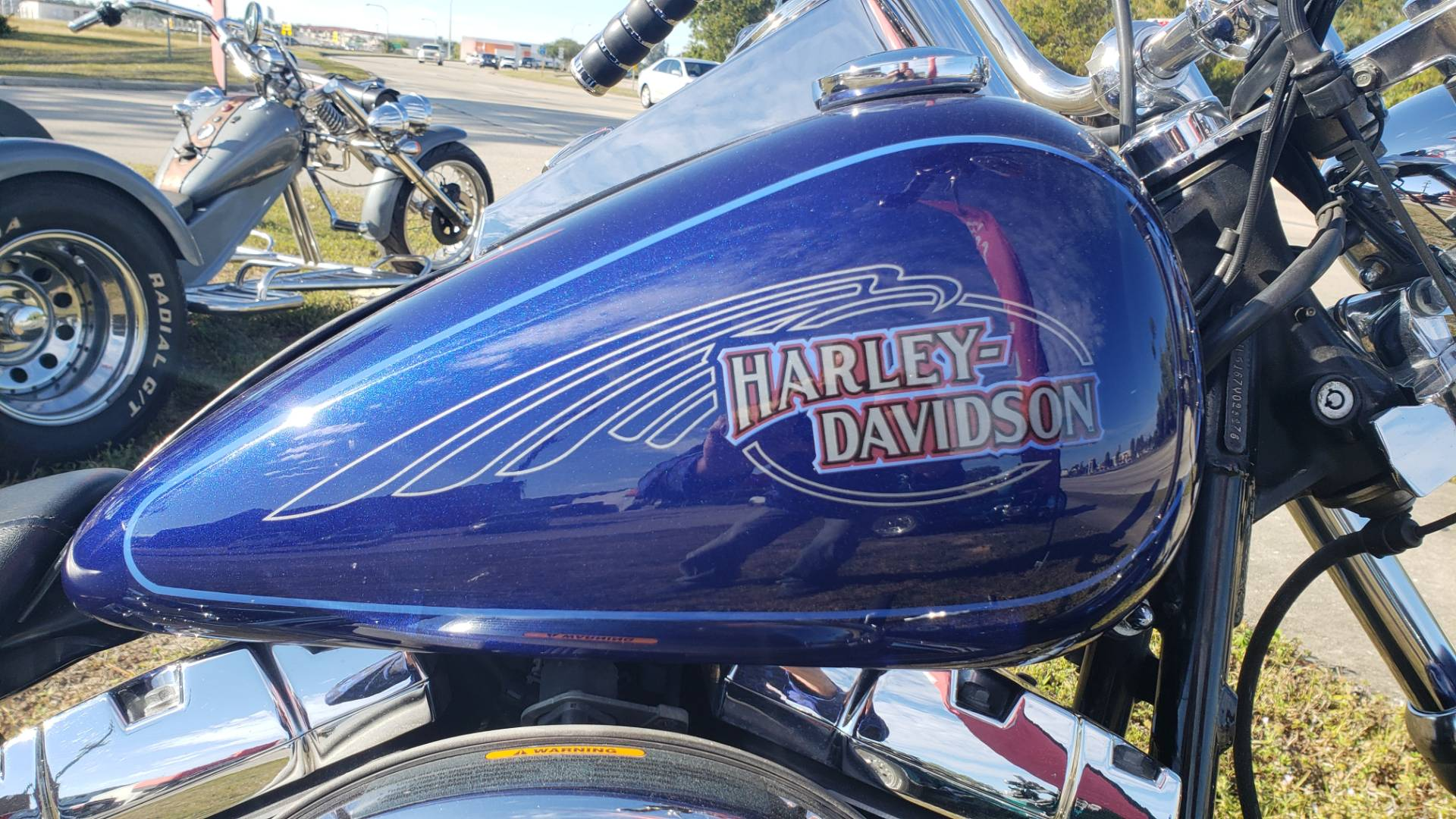 2006 Harley-Davidson Softail® Standard in Fort Myers, Florida