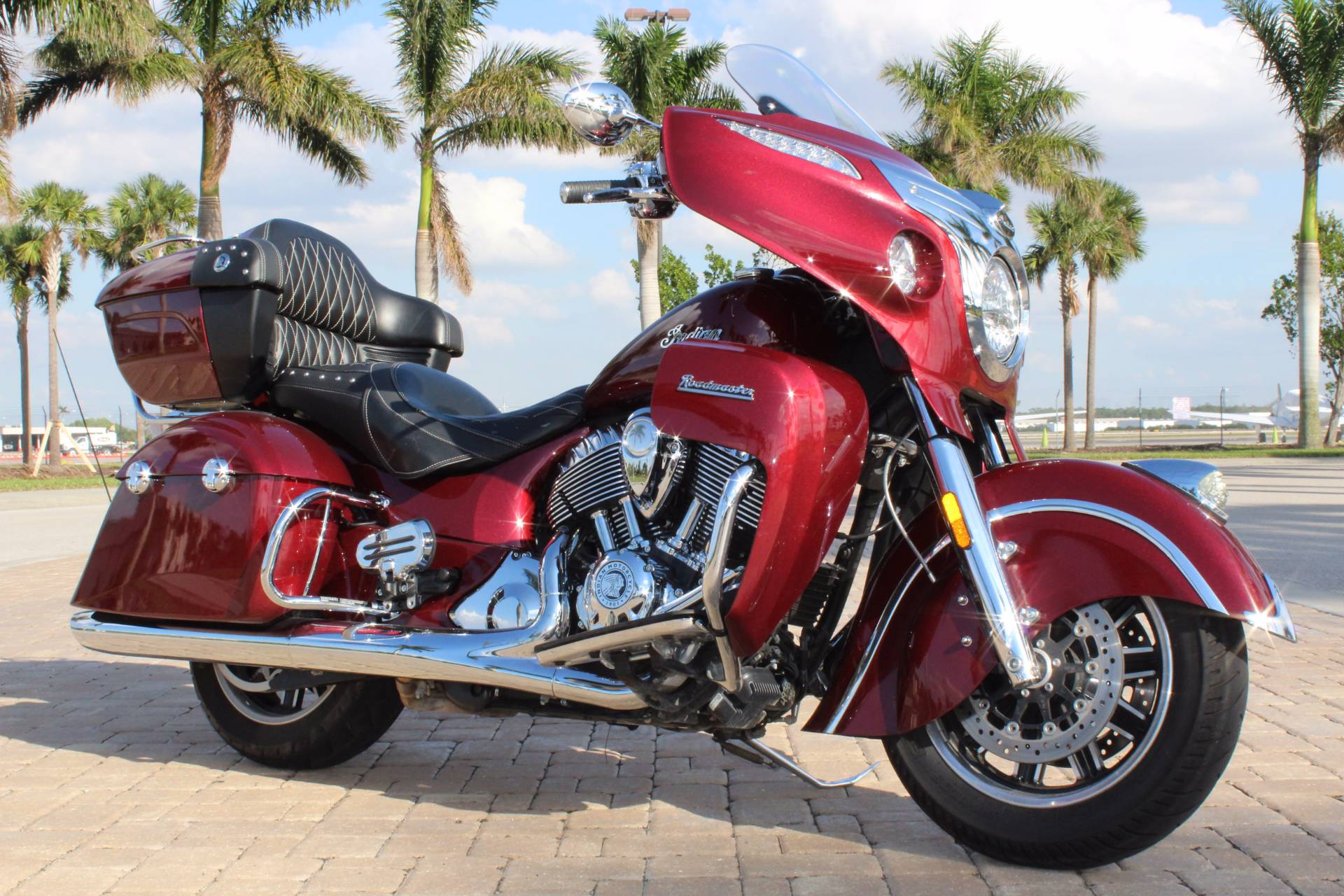2017 Indian Roadmaster® in Fort Myers, Florida