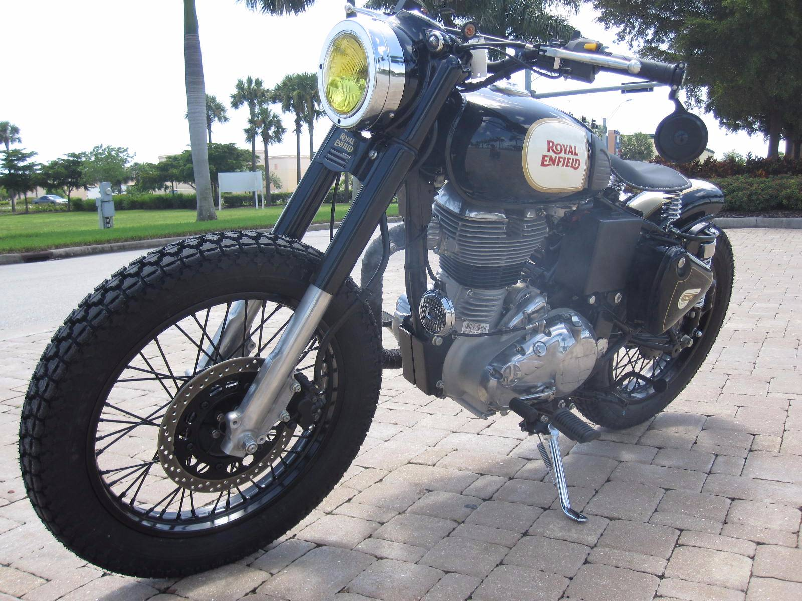 2015 Royal Enfield Classic 500 in Fort Myers, Florida - Photo 4