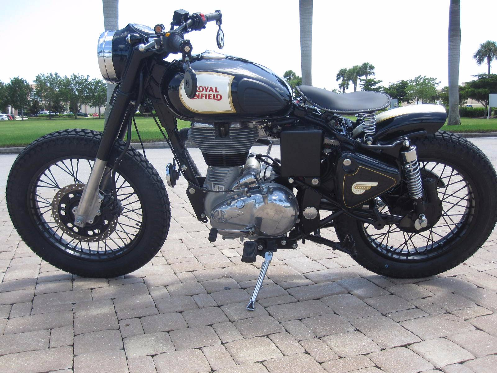 2017 Royal Enfield Classic 500 in Fort Myers, Florida