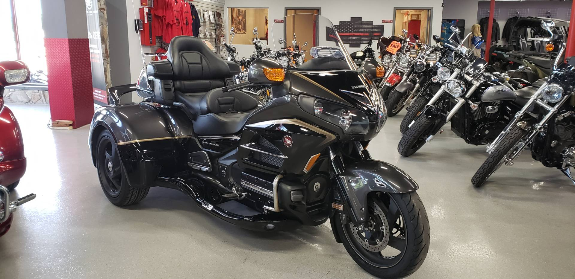 2016 HONDA Goldwing in Fort Myers, Florida - Photo 1